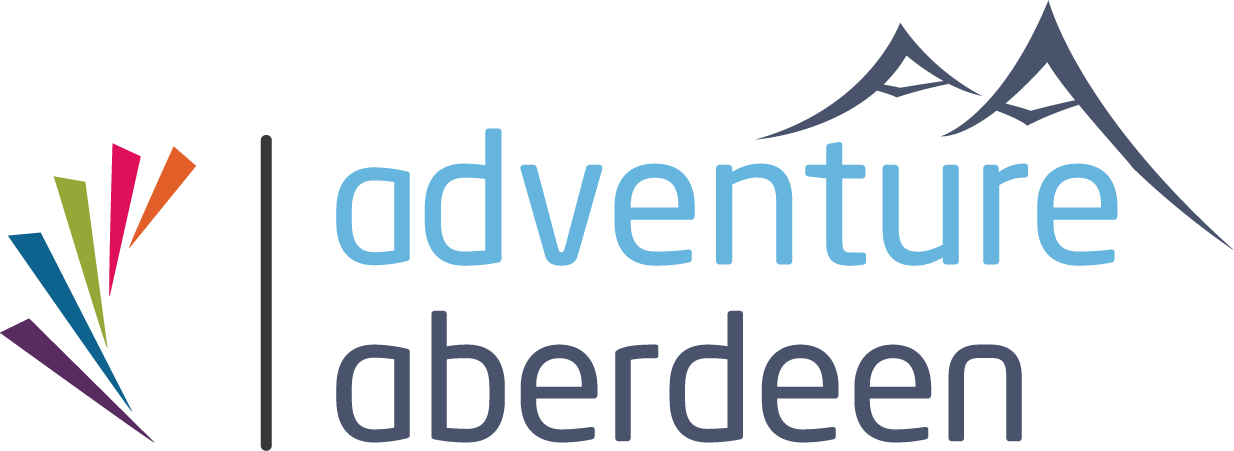 Adventure Aberdeen Logo