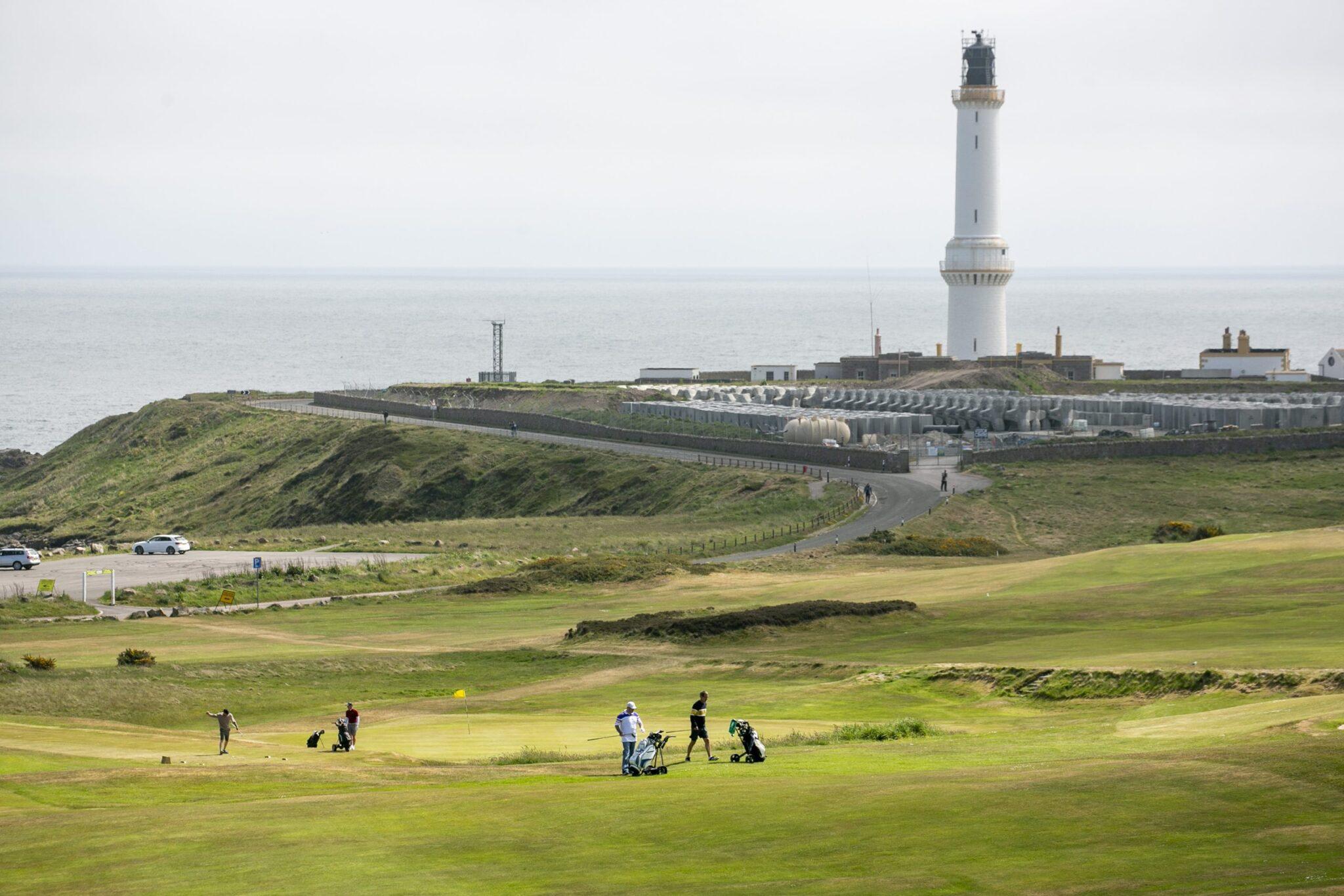 Balnagask Golfers 4