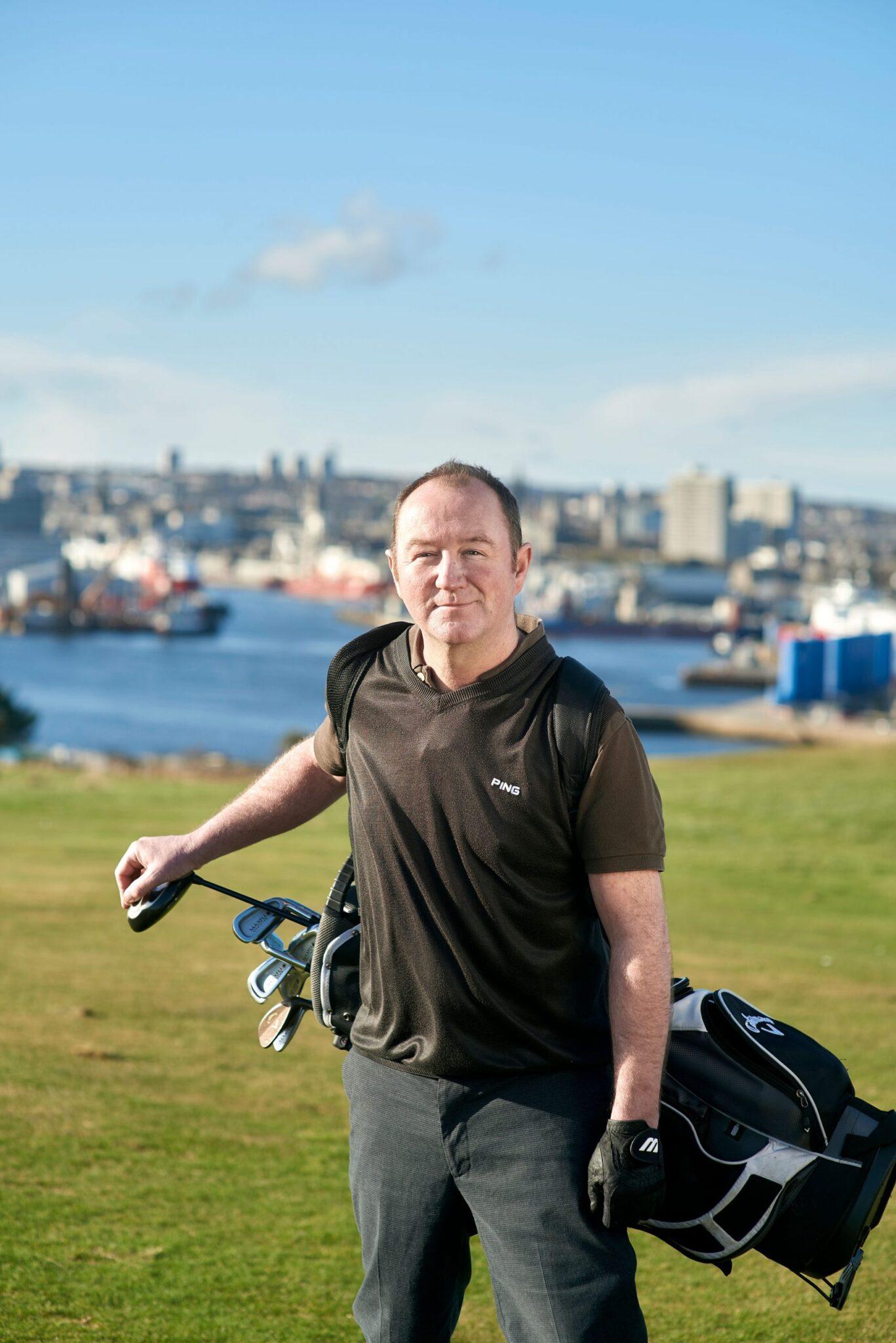 Sport Aberdeen Promotional Golf Shoot 2020