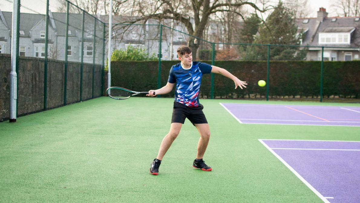 tennis landscape 1