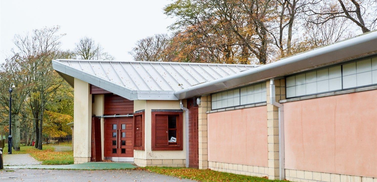 Hazlehead Joe Paterson Pavilion and Pitches