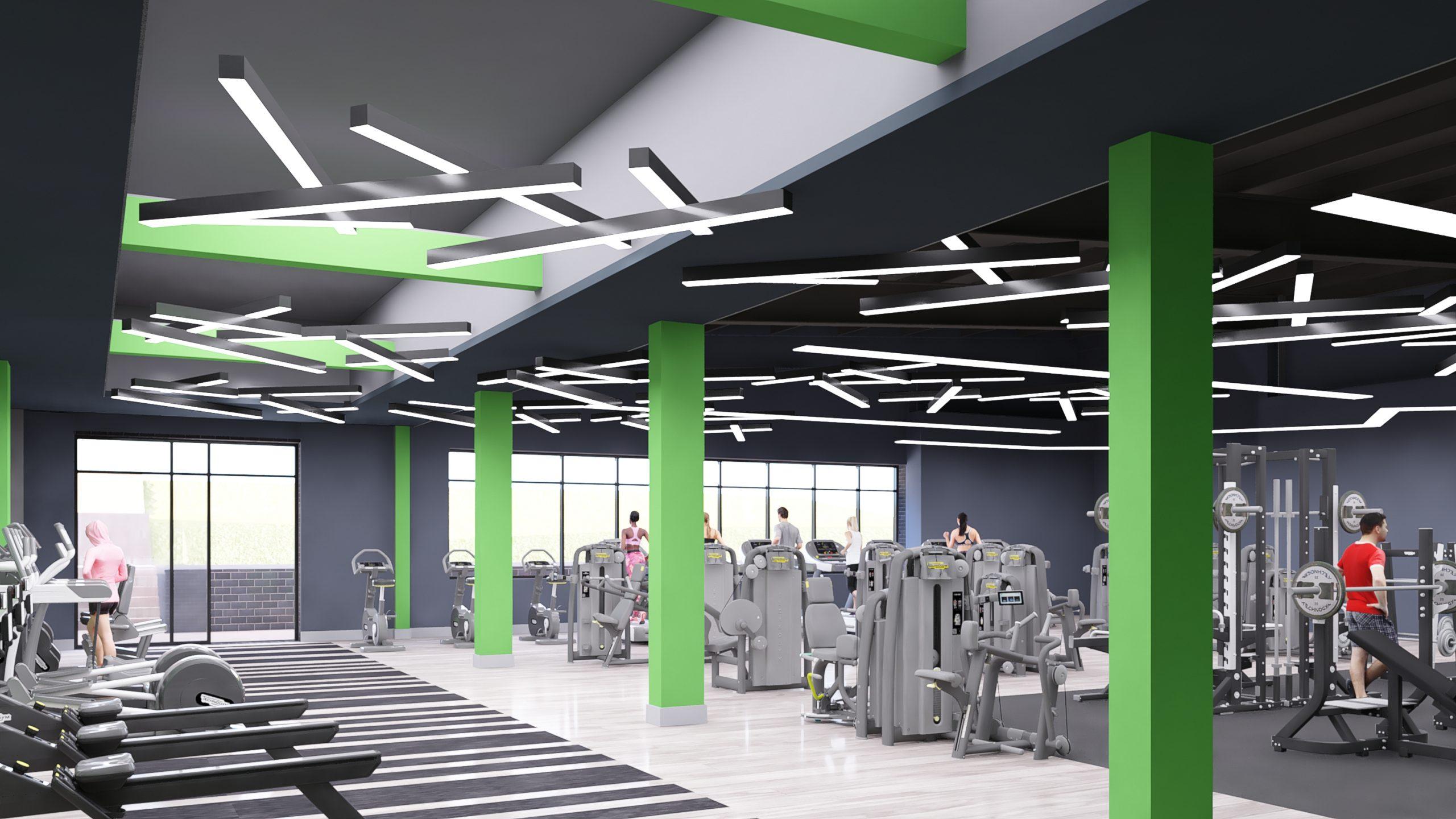 Northfield Pool Gym