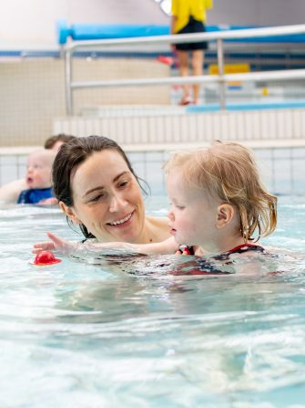 Early Years Summer Swimming Lessons