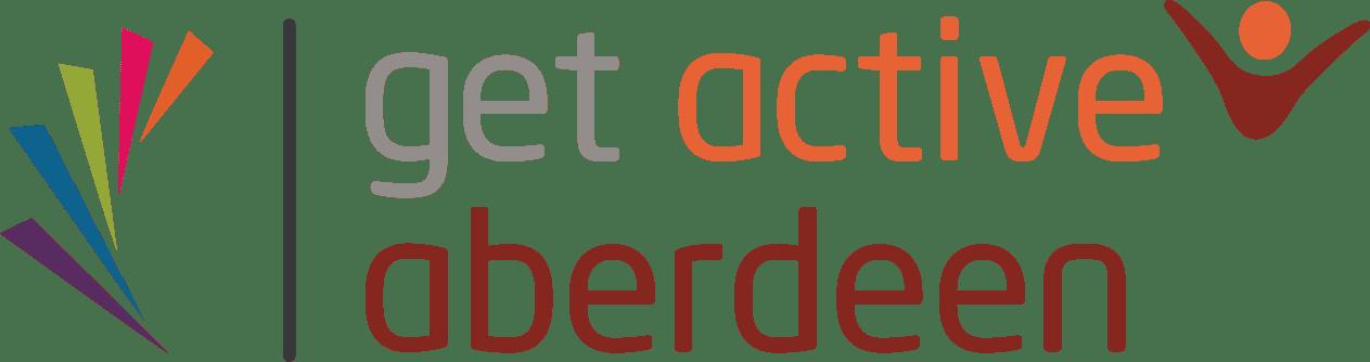 Get Active Aberdeen Logo
