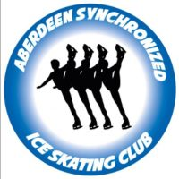 Aberdeen Synchronised Ice Skating Club Logo
