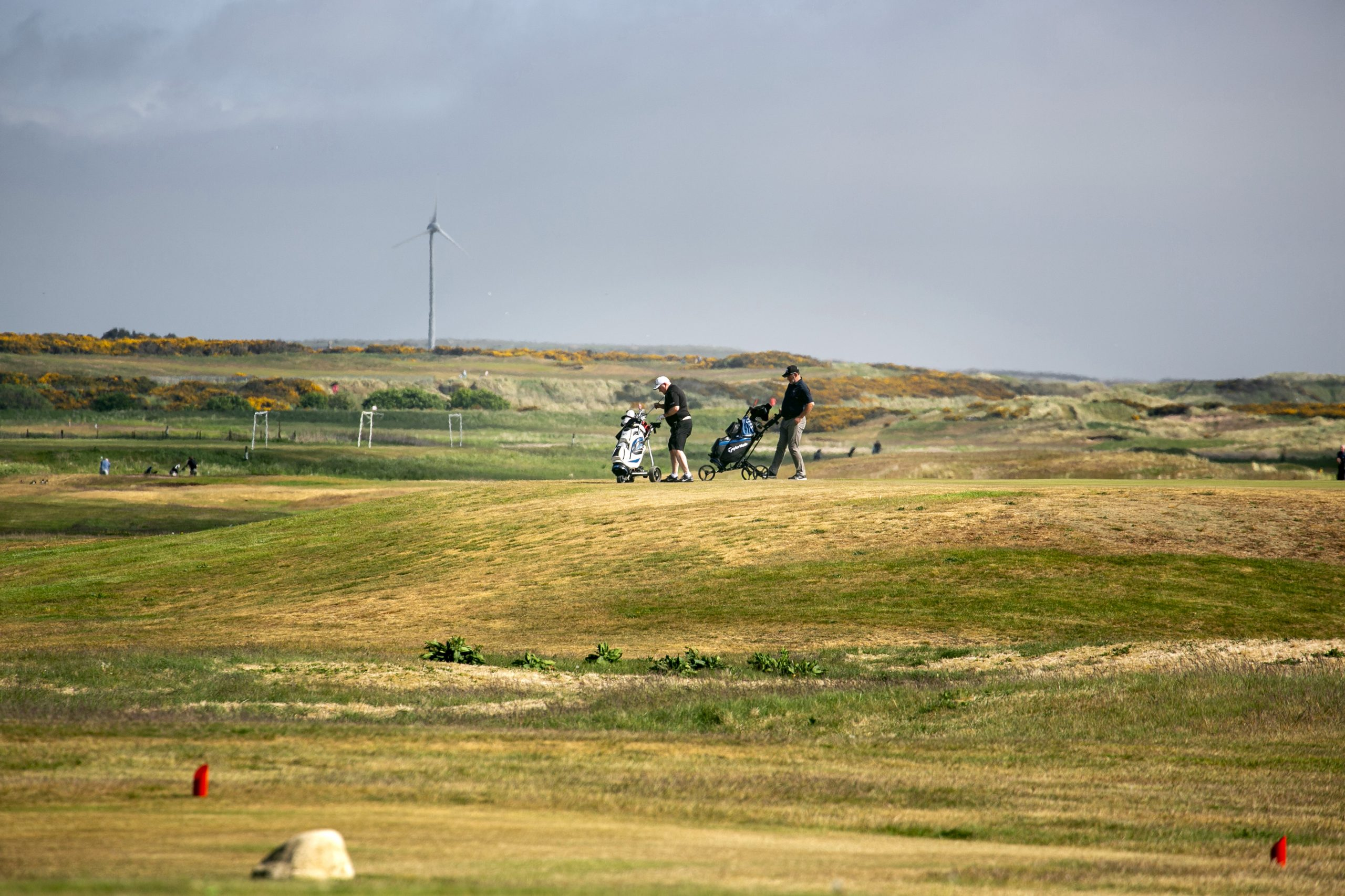 Improvement Works at Kings Links Golf Course