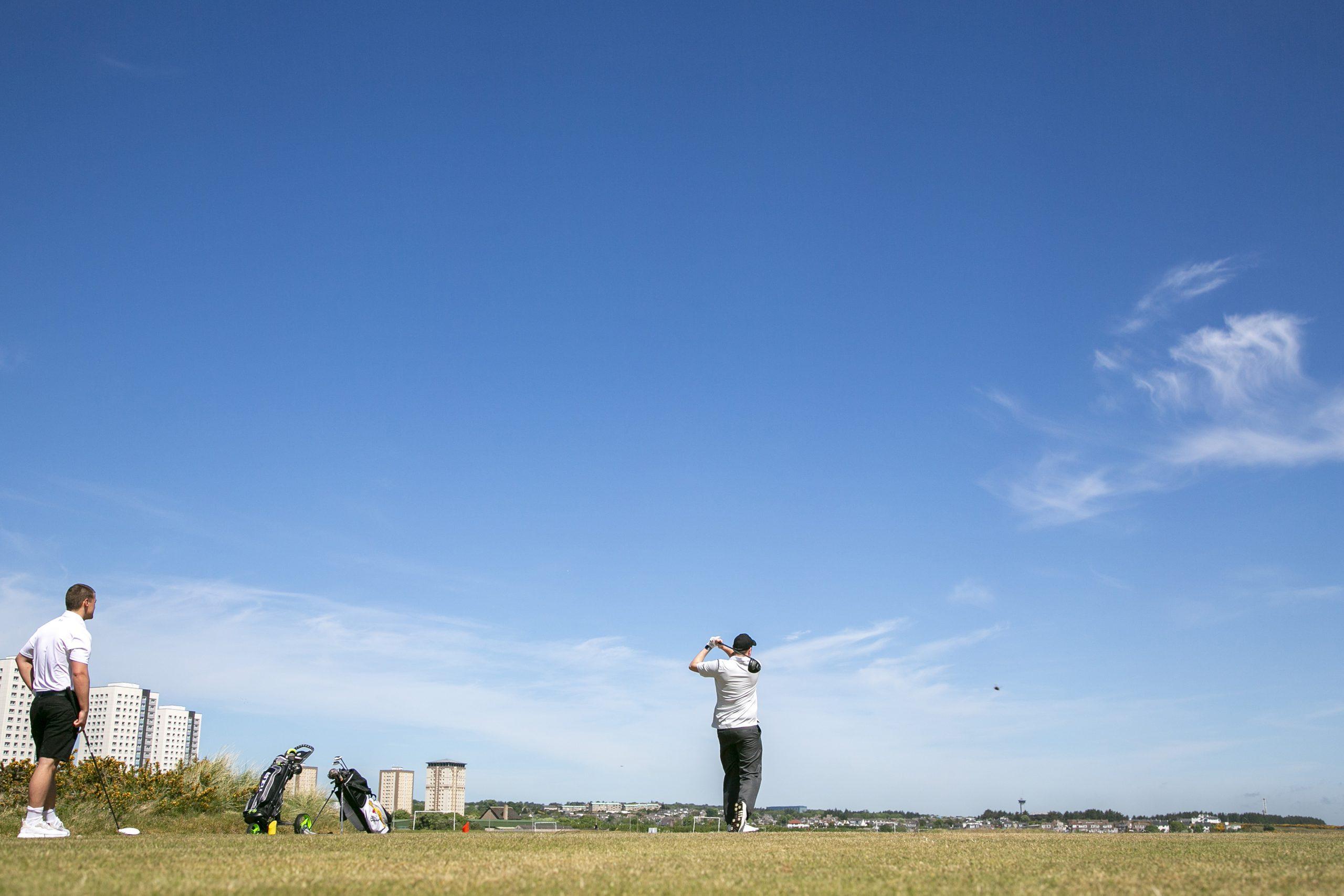 Kings Links Golf 36