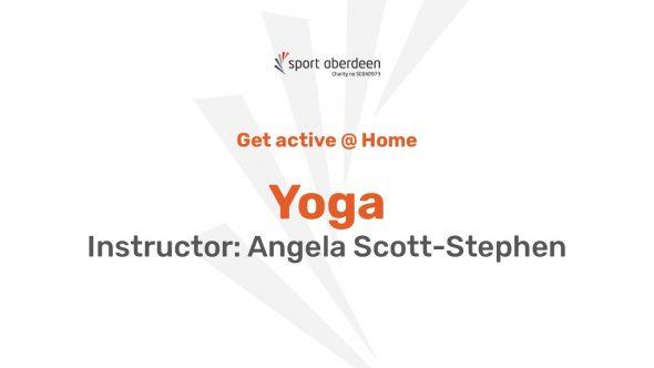 Yoga with Angela