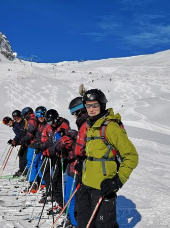 Snowsports – Additional Support Needs