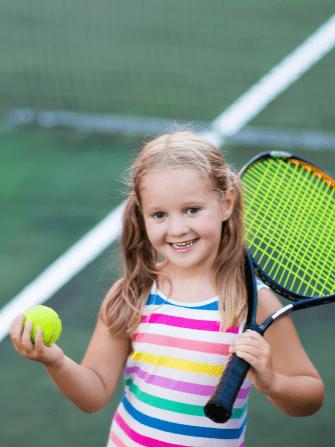 Pre-school Tennis