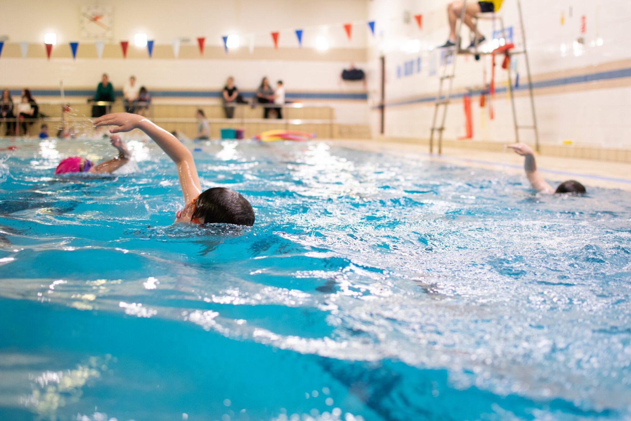 Bucksburn Swimming Pool