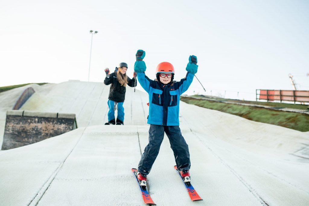 Sport Aberdeen skiing