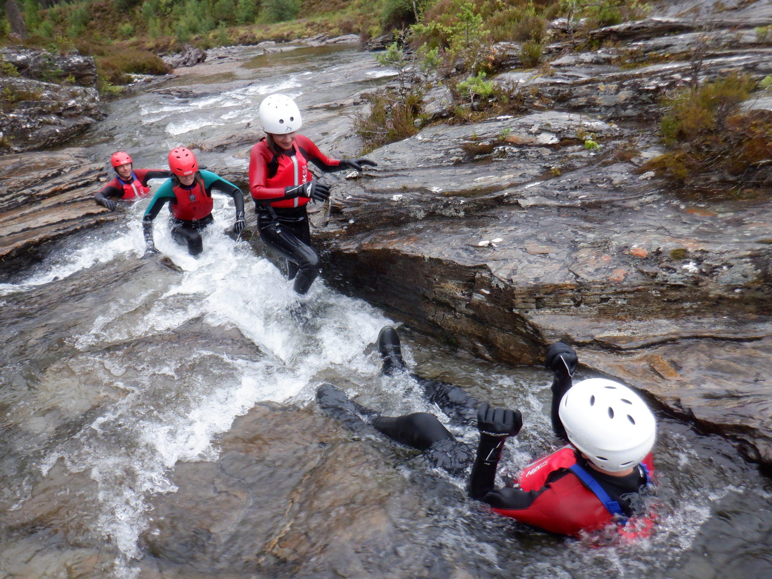 Adventure Aberdeen activities