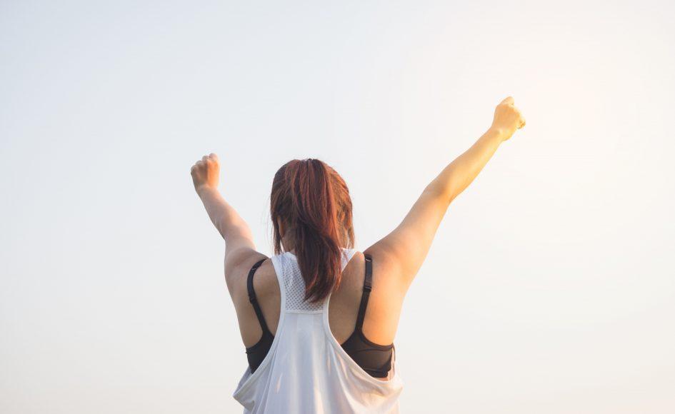 Feel good through exercise