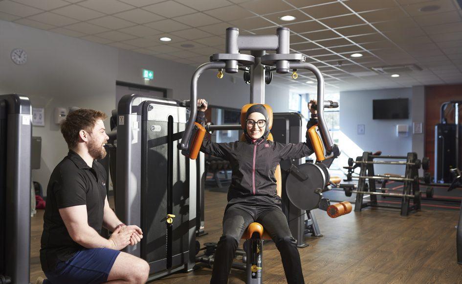 Sport Aberdeen Member at Get active @ Jesmond