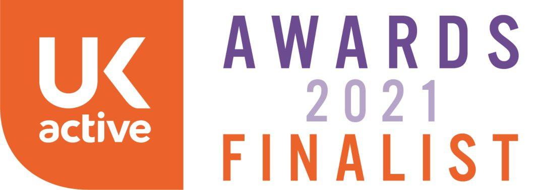 ukactive awards finalist logo