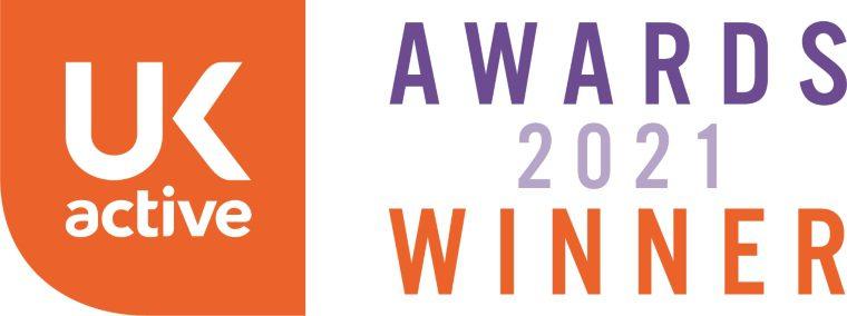 ukactive Awards winner logo